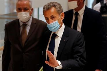 Escándalo en Francia: Nicolas Sarkozy declarado culpable de corrupción