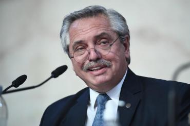 Alberto Fernández anunció que no tiene apuro por cerrar la renegociación de la deuda con FMI