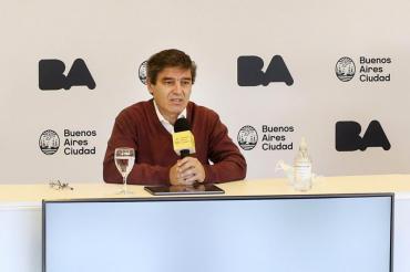 Rodríguez Larreta alimentó las versiones sobre una posible candidatura de Quirós como diputado
