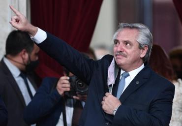 Para la oposición, el discurso de Alberto Fernández en el Congreso fue