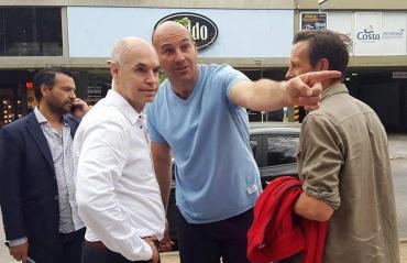 Horacio Rodríguez Larreta sumó a Martiniano Molina a su gabinete de ministros