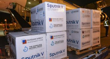 Llegan a la Argentina otras 732.500 dosis de la vacuna rusa Sputnik V contra coronavirus y se suman a las 4 millones previas