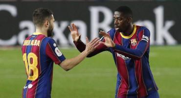 Barcelona vence al Sevilla y se ilusiona con revertir la serie y llegar a la final de Copa del Rey