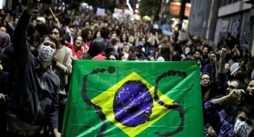Brasil en alerta: masivo cacerolazo contra Bolsonaro por récord de 1.910 muertos en un día por coronavirus