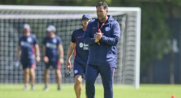 San Lorenzo: Dabove tiene en mente siete cambios para el clásico ante Huracán