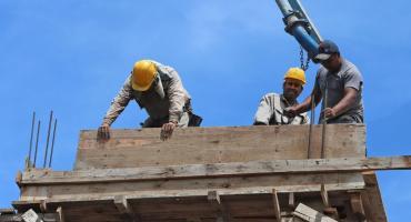 La actividad de la construcción creció en enero un 23,3% interanual, según el INDEC