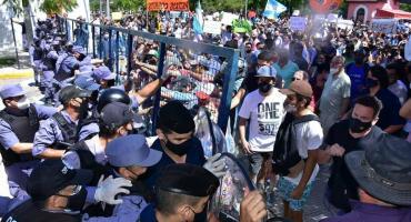 Juntos por el Cambio repudió los incidentes en Formosa con críticas a Insfrán y al Gobierno nacional