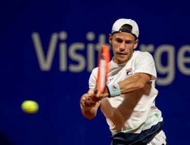 Argentina Open: Schwartzman venció al español Munar y se clasificó a las semifinales
