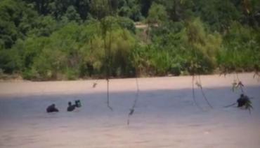 Nueva tragedia en el río Bermejo: dos hombres murieron al intentar cruzar a Bolivia