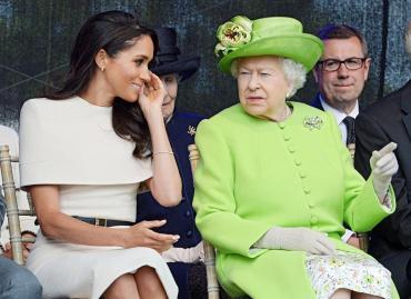 El comunicado de la reina Isabel II tras acusaciones de racismo en entrevista de Meghan Markle y el príncipe Harry