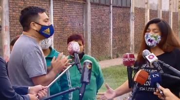 Tragedia en González Catán, nene de 14 atropelló y mató: