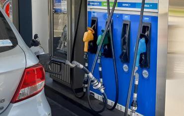 Las ventas de combustibles siguen entre 15% y 20% por debajo de los niveles pre pandemia