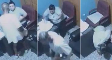Brutal ataque: desmayaron a golpes a la recepcionista de una remisería de José C. Paz