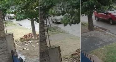 VIDEO: así fue el accidente donde un chofer de Uber quiso evitar un robó y mató a una maestra