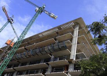 En febrero, el costo de la construcción subió 5%, según el INDEC