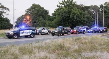 Búsqueda de Maia: más de 700 policías y helicópteros deplegados en la Zona Oeste del Conurbano