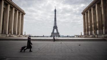 Nuevo confinamiento de un mes en París y otras regiones de Francia por el rebrote del coronavirus