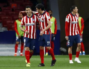 Ganó el Atlético Madrid de