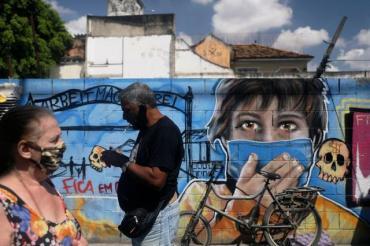 Al borde del colapso sanitario, Río de Janeiro decreta 10 días de feriado