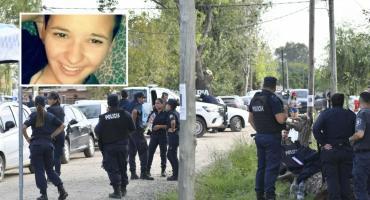 Desesperada búsqueda de Tehuel: encontraron su celular y una campera quemada en la casa del hombre detenido