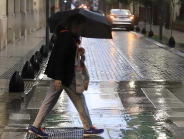 Clima: lluvias y tormentas hasta el domingo en Capital Federal y alrededores
