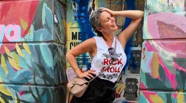 Celina Rucci compartió los resultados de sus últimos controles médicos