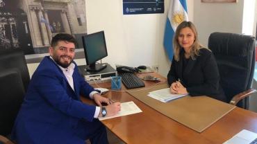 Diego Maradona Jr. recibió la ciudadanía argentina y pidió
