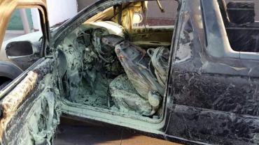 México: provocó el incendio de una camioneta por usar el celular en una estación de servicios