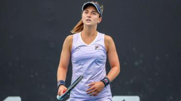 Podoroska cayó ante Alexandrova y se despidió del Miami Open