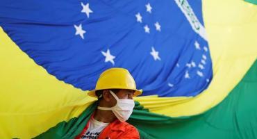 Brasil superó por primera vez los 100.000 contagios de Covid-19 en 24 horas