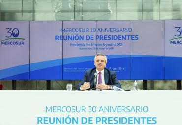 Argentina propuso al Mercosur crear un observatorio contra las violencias de género