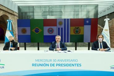 Mercosur: Argentina propuso crear un Observatorio de Medio Ambiente