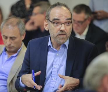 Escándalo en diputados: Fernando Iglesias denunció una agresión física dentro del recinto