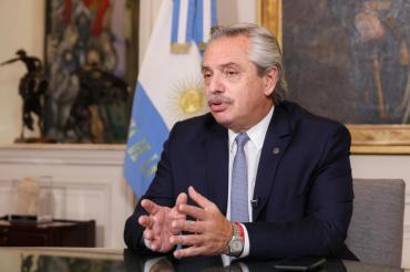 Alberto Fernández participó del Foro de Financiamiento para el Desarrollo de la ONU