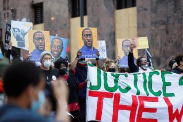 Comienza en Estados Unidos el juicio contra el expolicía acusado de asesinar a George Floyd