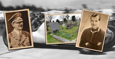 Cuidar la tumba de Richard Seaman: ¿La última orden de Adolf Hitler que se sigue cumpliendo?