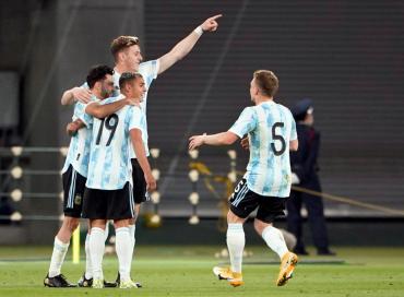 Juegos Olímpicos Tokio 2020: Argentina, Brasil, Japón y Corea del Sur serán los cabeza de serie en fútbol