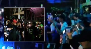 Escándalo por fiesta clandestina: Vélez lamentó lo sucedido y pidió