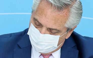 """Alberto Fernández despidió a Mauro Viale en Twitter: """"Pierdo a alguien por quien sentí un profundo afecto"""""""