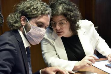 Segunda ola de coronavirus: Gobierno convocó a la Ciudad y la Provincia de Buenos Aires para una reunión de urgencia