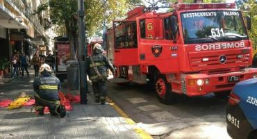 Palermo: empleada doméstica murió al caer por el hueco de un ascensor