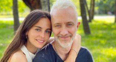 Andy Kusnetzoff está esperando su segundo hijo junto a Florencia Suárez