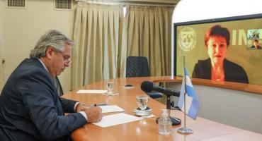 El FMI estudiará el pedido de la Argentina por la reducción de intereses en sus préstamos