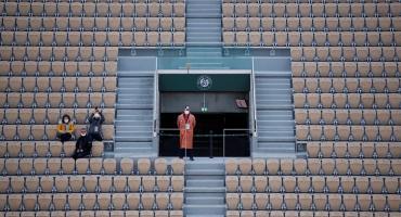 Segunda ola de coronavirus: el torneo de tenis de Roland Garros se retrasó una semana