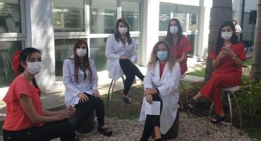 Se realizó el primer trasplante hepático con un equipo íntegramente de mujeres argentinas
