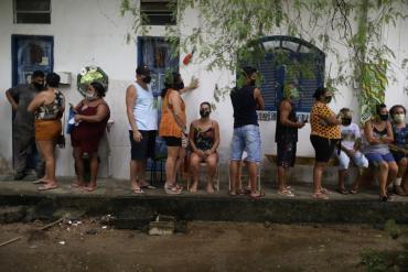 Coronavirus: Brasil reportó 4.249 muertes en las últimas 24 horas, un nuevo récord diario