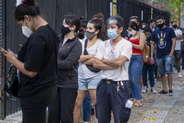 Coronavirus en la Argentina: 15.262 nuevos contagiados y 132 muertos en las últimas 24 horas