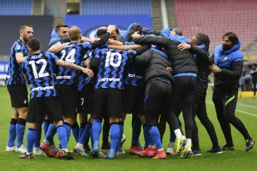 Al Inter no lo para nadie: le ganó a Cagliari y sigue firme en la punta de la Serie A