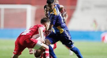 Duro golpe para Boca en Santa Fe: no tuvo reacción y perdió ante Unión por 1 a 0