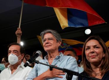 Elecciones en Ecuador: el conservador Guillermo Lasso se impone en las presidenciales